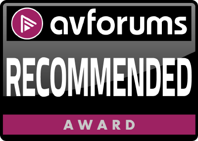 avforums Recommended Award
