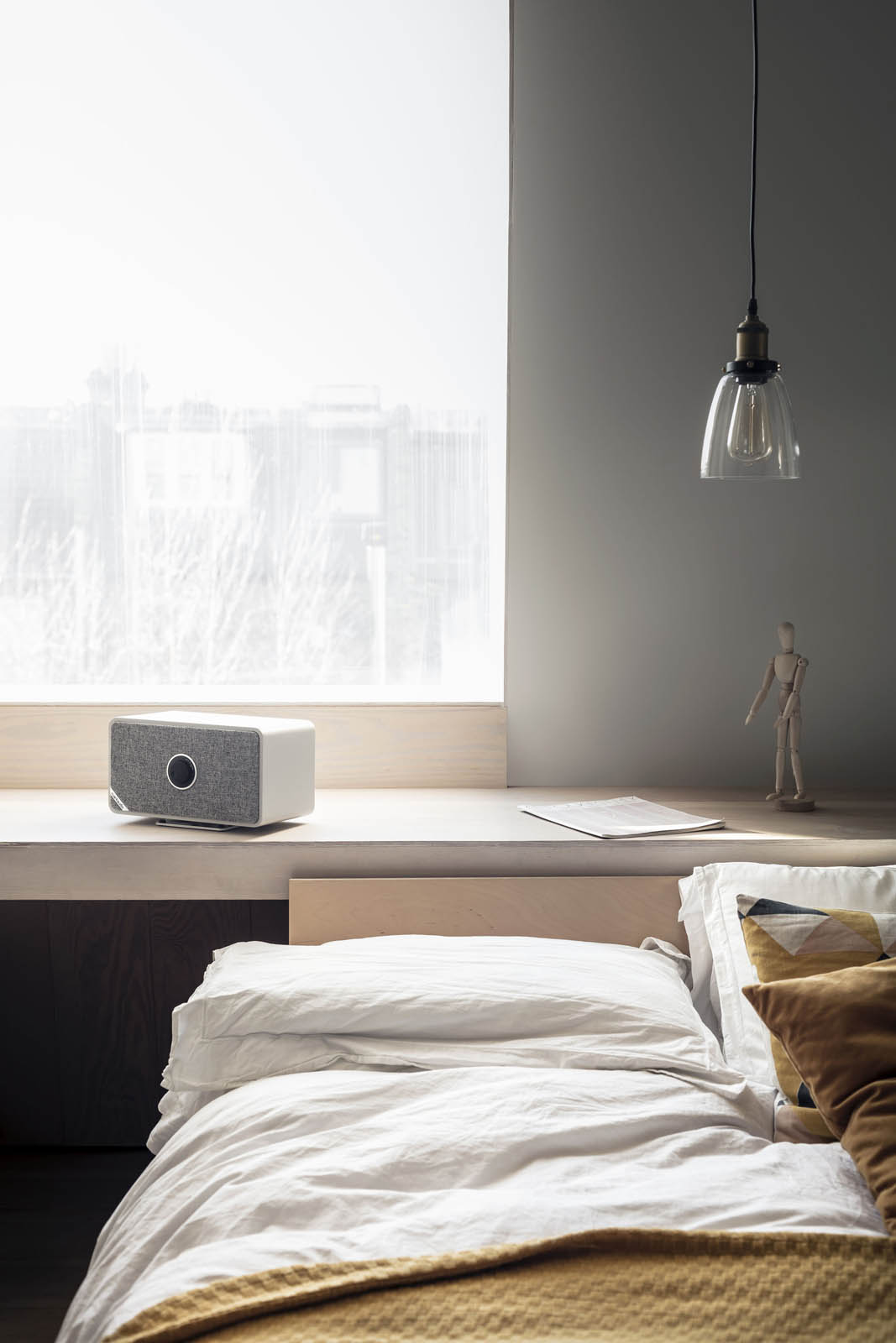 RuarkAudio - MRx Soft Grey