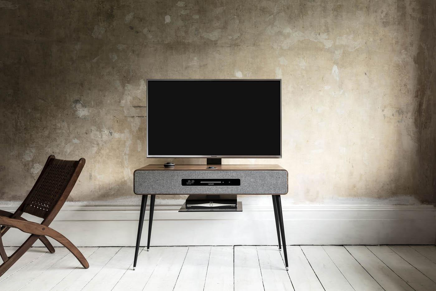 RuarkAudio R7 - Walnut - TV Stand