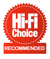 Logo HiFi Choice Recommended