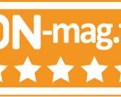 Logo On-mag 5 étoiles